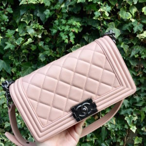 8dd3e1d34afc CHANEL Classic Square Mini Pink Caviar Light Gold Hardware 2016. £2,150.  Details · Out of stock