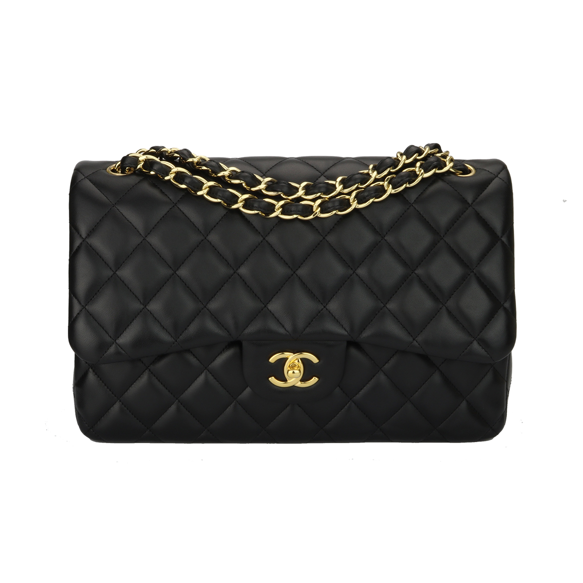 321852268f735d Chanel Classic Flap Bag Jumbo Gold | Stanford Center for Opportunity ...