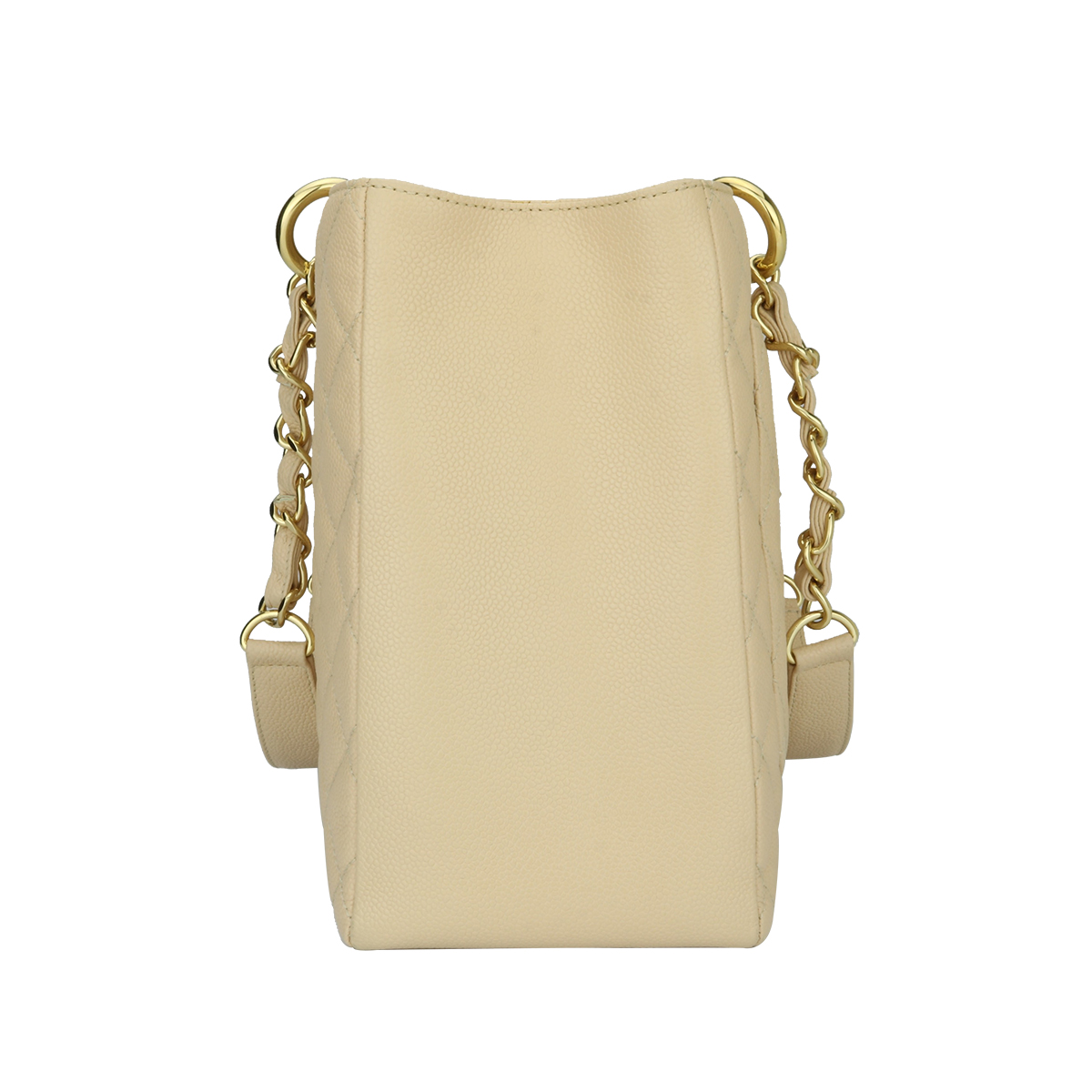 a08c3491dfba Home/Chanel/CHANEL Grand Shopping Tote (GST) Beige Clair Caviar Gold  Hardware 2014. ; 